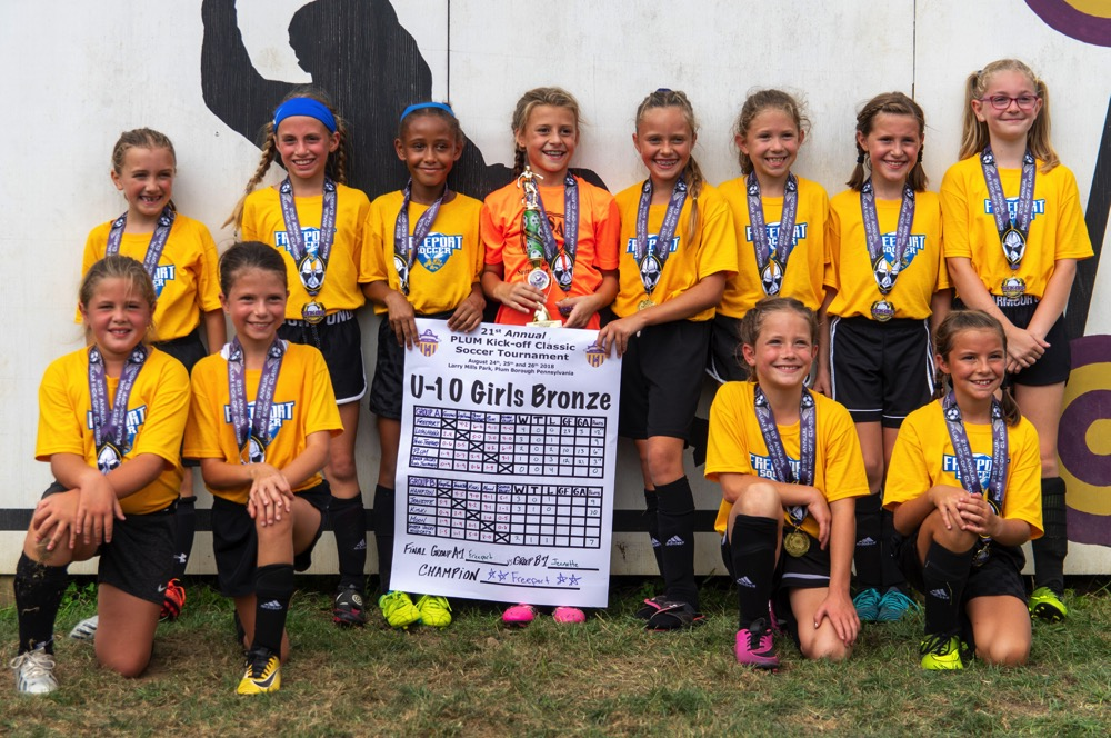 Girls U10 Bronze