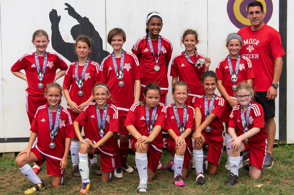 Girls U11 Bronze