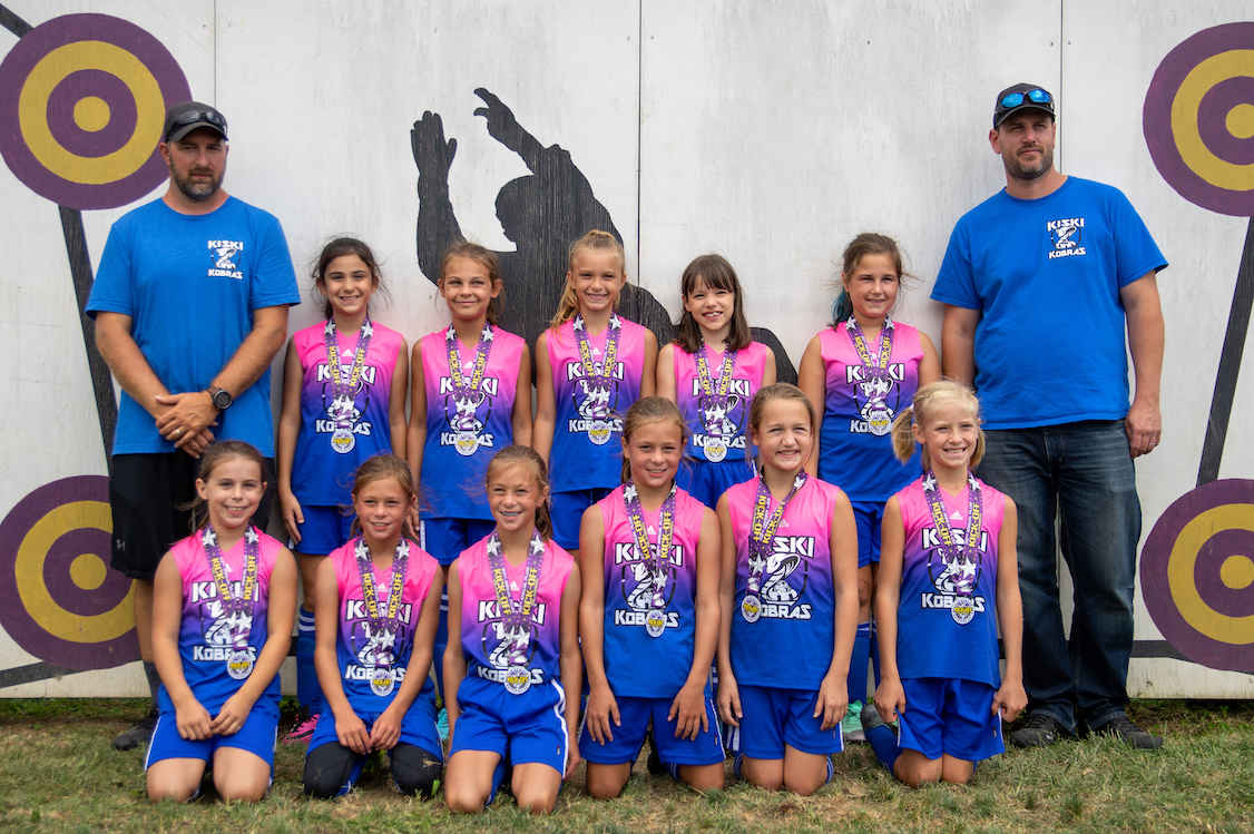 Girls U10 Gold