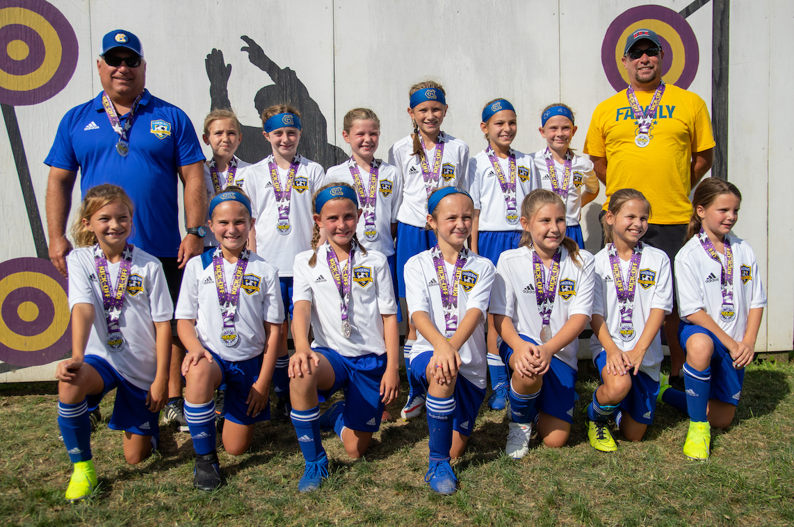 Girls U11 Gold