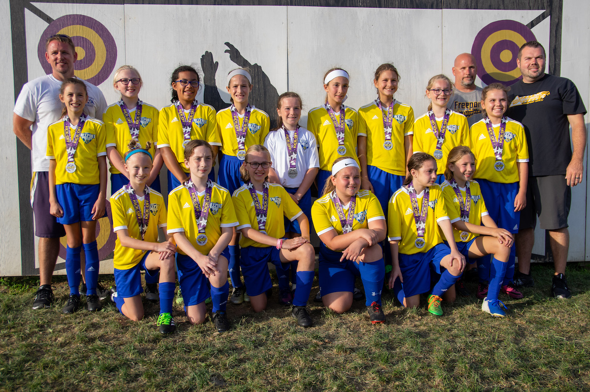 Girls U12 Bronze