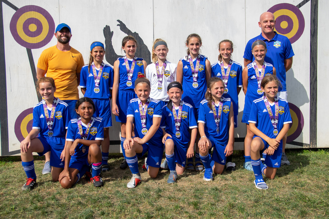 Girls U12 Gold